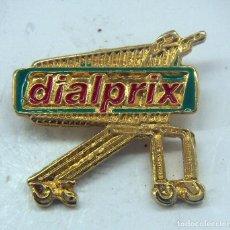 Pins de colección: PIN SUPERMERCADO DIALPRIX. Lote 158183602