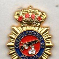 Pins de colección: PIN-POLICIA NACIONAL,SECCION DE ATRACOS. Lote 158256182