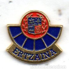 Pin's de collection: PIN-LOGO DE ETRTZAINTZA. Lote 158608442