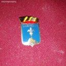 Pins de colección: FALLAS DE VALENCIA. INSIGNIA ANTIGUA DE ALFILER DE FALLA DE CHIRIVELLA. Lote 158744610