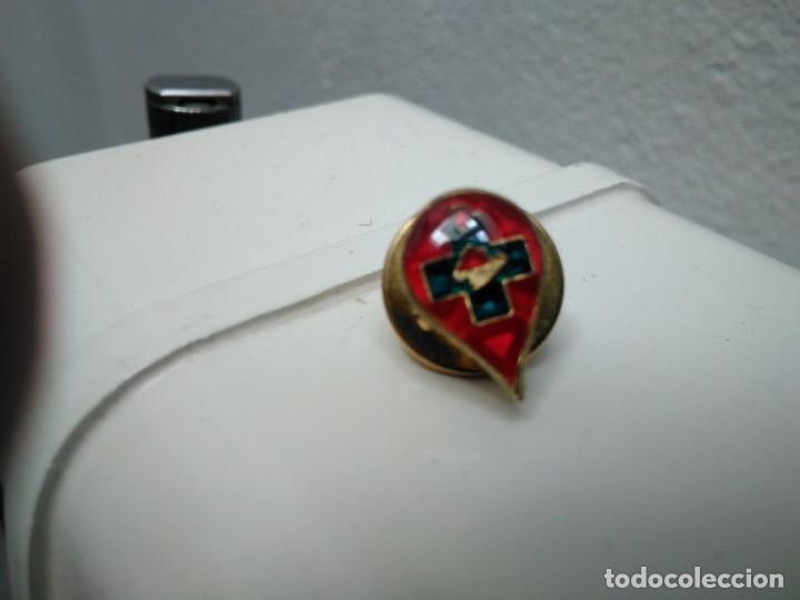 Pins de colección: pin donante de sangre de Mallorca - Foto 2 - 158941142