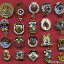 Pins de colección: LOTE DE 20 PINS DE FALLAS DE VALENCIA , ANTIGUOS, ORIGINALES , L15. Lote 160003806