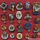 Pins de colección: LOTE DE 20 PINS DE FALLAS DE VALENCIA , ANTIGUOS, ORIGINALES , L17. Lote 160003894