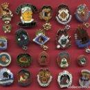 Pins de colección: LOTE DE 20 PINS DE FALLAS DE VALENCIA , ANTIGUOS, ORIGINALES , L19. Lote 160003974