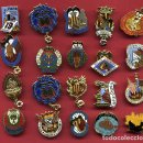 Pins de colección: LOTE DE 20 PINS DE FALLAS DE VALENCIA , ANTIGUOS, ORIGINALES , L20. Lote 160004002