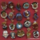 Pins de colección: LOTE DE 20 PINS DE FALLAS DE VALENCIA , ANTIGUOS, ORIGINALES , L21. Lote 160004038