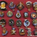 Pins de colección: LOTE DE 20 PINS DE FALLAS DE VALENCIA , ANTIGUOS, ORIGINALES , L22. Lote 160004086