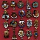 Pins de colección: LOTE DE 20 PINS DE FALLAS DE VALENCIA , ANTIGUOS, ORIGINALES , L23. Lote 160004122