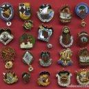 Pins de colección: LOTE DE 20 PINS DE FALLAS DE VALENCIA , ANTIGUOS, ORIGINALES , L25. Lote 160004198