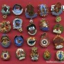 Pins de colección: LOTE DE 20 PINS DE FALLAS DE VALENCIA , ANTIGUOS, ORIGINALES , L26. Lote 160004214