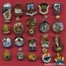 Pins de colección: LOTE DE 20 PINS DE FALLAS DE VALENCIA , ANTIGUOS, ORIGINALES , L28. Lote 160004298