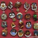 Pins de colección: LOTE DE 20 PINS DE FALLAS DE VALENCIA , ANTIGUOS, ORIGINALES , L29. Lote 160004382