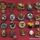 Pins de colección: LOTE DE 20 PINS DE FALLAS DE VALENCIA , ANTIGUOS, ORIGINALES , L33. Lote 160004566
