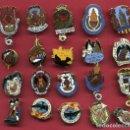 Pins de colección: LOTE DE 20 PINS DE FALLAS DE VALENCIA , ANTIGUOS, ORIGINALES , L35. Lote 160004690