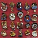 Pins de colección: LOTE DE 20 PINS DE FALLAS DE VALENCIA , ANTIGUOS, ORIGINALES , L36. Lote 160004738