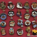 Pins de colección: LOTE DE 20 PINS DE FALLAS DE VALENCIA , ANTIGUOS, ORIGINALES , L37. Lote 160004786