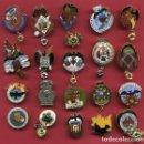 Pins de colección: LOTE DE 20 PINS DE FALLAS DE VALENCIA , ANTIGUOS, ORIGINALES , L38. Lote 160004818