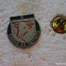 Pins de colección: PIN DE ALIMENTOS. VACUNO. CARNE DE RETINTO. Lote 160357882