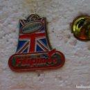 Pins de colección: PIN DE CHUCHERÍAS DULCES GOLOSINAS. FILIPINOS. Lote 160358198