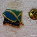 Pins de colección: PIN DE ALIMENTOS. PESCADO AZUL. Lote 160360166