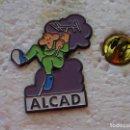 Pins de colección: PIN DE ANTENAS TV ALCAD. Lote 160360910