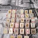 Pins de colección: LOTE DE PINS BARAJA CARTAS POKER ESPAÑOLA NAIPES. Lote 160539140