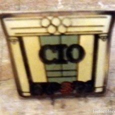 Pins de colección: PIN DEL CIO - COMITE OLIMPICO INTERNACIONAL - AROS OLIMPICOS- EXPO SEVILLA 92. Lote 160844030