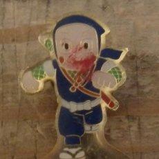 Pins de colección: PIN EXPO 92 SEVILLA, PABELLON DE JAPON. Lote 160844982