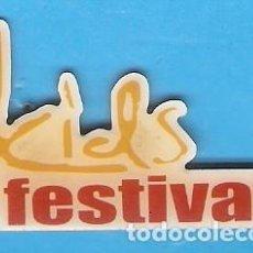 Pins de colección: 1 PIN /PINS ESMALTADO - KIDS FESTIVAL. Lote 161273098