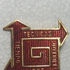 Pins de colección: ORIGINAL PIN METAL. Lote 161666590