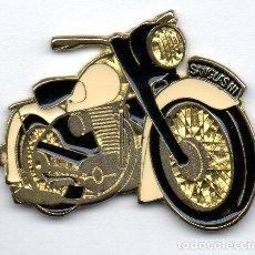 Pins de colección: PIN-TEMA MOTOS. Lote 195113755