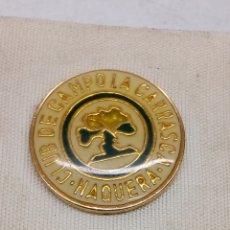 Pins de colección: PINK CLUB NAQUERA. Lote 162344002