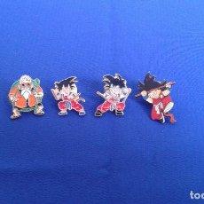 Pins de colección: PINS BOLA DE DRAGON- LOTE. Lote 163048050
