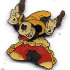 Pins de colección: PIN-TEMA MICKEY MOUSE. Lote 163591686