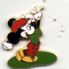 Pins de colección: PIN-TEMA MICKEY MOUSE. Lote 163592350