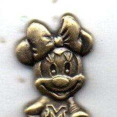Pins de colección: PIN-TEMA MICKEY MOUSE-MINUIE. Lote 163593090