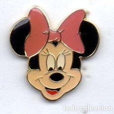 Pins de colección: PIN-TEMA MICKEY MOUSE-MINUIE. Lote 163593294