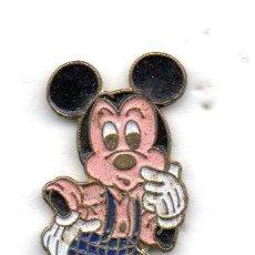 Pins de colección: PIN-TEMA MICKEY MOUSE. Lote 163603986