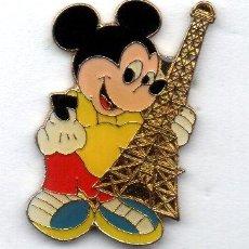 Pins de colección: PIN-TEMA MICKEY MOUSE. Lote 163604046