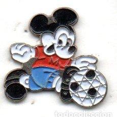 Pins de colección: PIN-TEMA MICKEY MOUSE. Lote 163604154