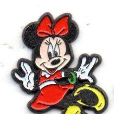 Pins de colección: PIN-TEMA MICKEY MOUSE-MINUIE. Lote 163604238