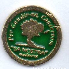 Pins de colección: PIN-SA NOSTRA-MALLORCA. Lote 164579450