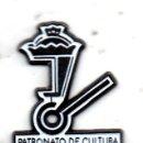 Pins de colección: PIN-PATRONATO DE CULTURA-HOYO DE MANZANARES. Lote 164914082