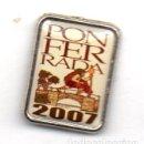 Pins de colección: PIN-PONFERRADA 2007-LEON. Lote 164981354