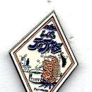 Pins de colección: PIN-PEÑA LOS JIJAS DE MIRANDA DE EBRO-BURGOS. Lote 164982038