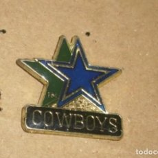 Pins de colección: -PIN DALLAS COWBOYS FUTBOL AMERICANO. Lote 165391470