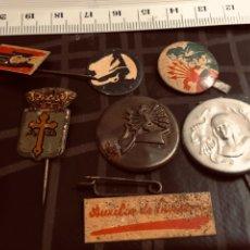 Pins de colección: PINS ANTIGUOS - MUY DIFÍCIL ENCONTRARLOS. Lote 165800898
