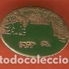 Pin's de collection: 1 PIN /PINS ANTIGUO - INSIGNIA - THE EMMERDALE CLUB. Lote 165879530