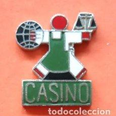 Pins de colección: PIN CASINO. Lote 166474378
