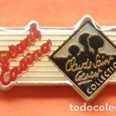 Pins de colección: PIN GEANT CASINO. Lote 166475310